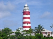 Hope Town Lighthouse, Elbow Cay, Abaco, Bahamas